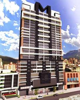MASERATTI CONDOMINIO, exclusivo proyecto ubicado en la Calle 32 No 38-26 del Barrio Alvarez