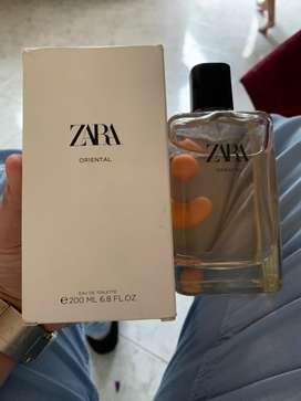 Perfume Zara Man Español