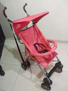COCHE PASEADOR INFANTI