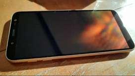 Vendo Samsung Galaxy J6 impecable