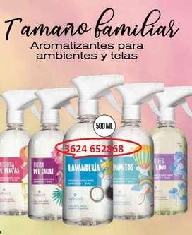 perfumes para ropa, aromatizantes en envase de 500ml3