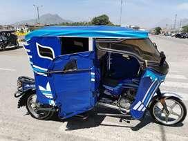 Vendo mototaxi marca wanxin