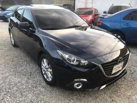 MAZDA 3 2014 S GRAND TOURING GT RECIEN INGRESADO