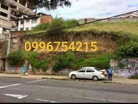 Vendo terreno de 520 m2 sobre Av Eloy Alfaro junto a Concesionaria sector Monteserrin