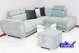Sala- comedores - sofa camas