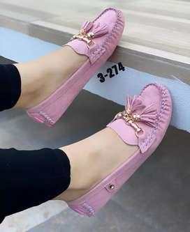Zapato Mocasin Para Dama