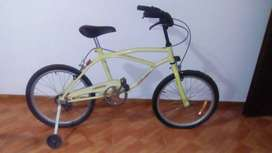 Bicicleta keirin barracuda rod 16 ultraliviana