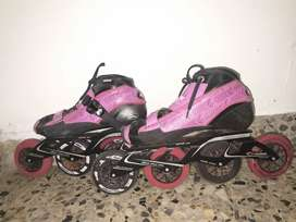 Se venden patines profesionales, canariam Neo