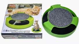 Juguete 2 en 1 Salud y Bienestar Para Felinos
