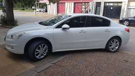 Peugeot 508 año 2013 impecable