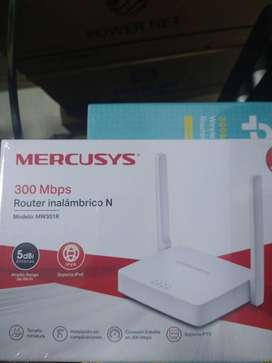 Router inalámbrico Marcusys