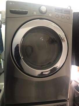Secadora LG 16kg DLGX2651V