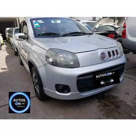 Fiat uno SPORTING nafta gnc