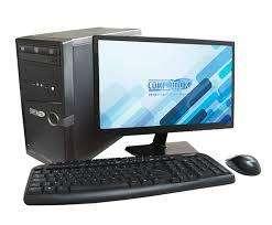 PC MESA CELERON J30601TB2RAM AOC 20 LED Envio Gratis