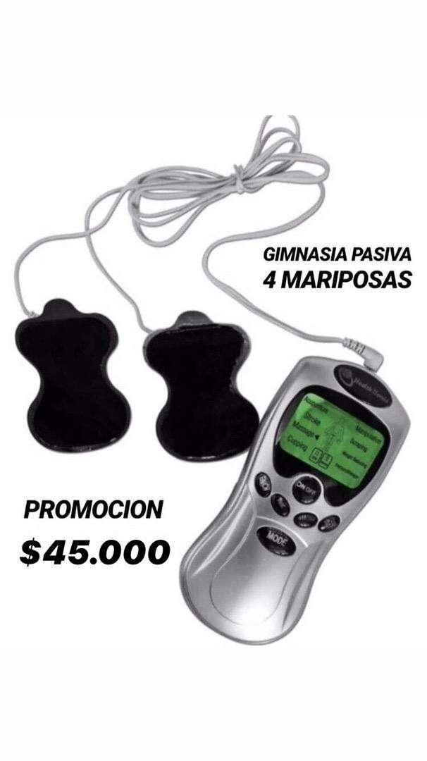 GIMNASIA PASIVA 4 ELECTRODOS 0