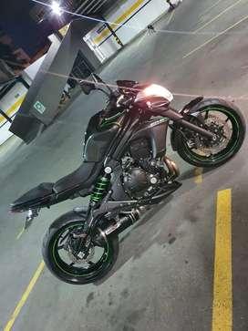 Kawasaki Er6n 19000km