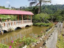 Se alquila, finca vacacional en Cachipay, con mesa de billar, cancha de tejo, piscina, cancha de banquitas.