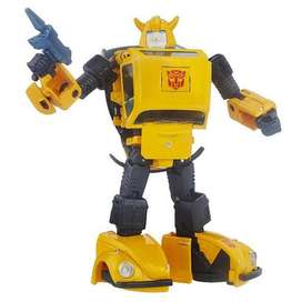 TRANSFORMERS MASTERPIECE MP-08 BUMBLEBEE & SPIKE SDCC
