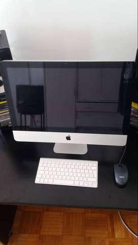 iMac 21,5 Mid 2011 16gb Hdd 500gb