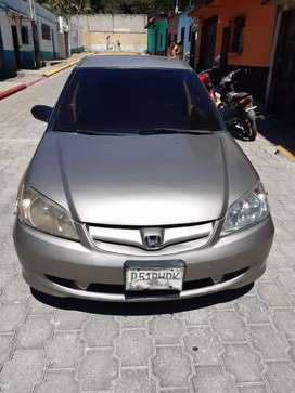 Vendo o cambio honda civic 2004