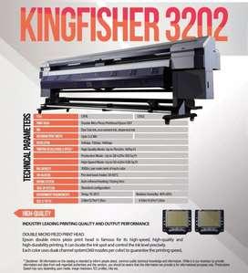 Plotter De impresión cabezal epson Dx10