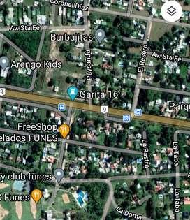Funes, Inmobiliaria Ferroni. Parada 16 Casa 2 dormitorios