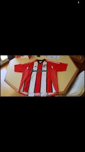 Camiseta River Plate Adidas Tricolor Epoca Talle L