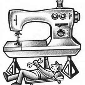 no cobro revisada en su casa $10000 servicio tecnico de maquinas de coser familiar e industrial