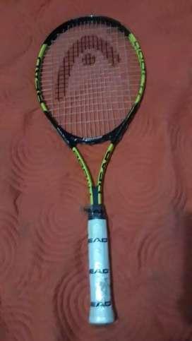 Raqueta  nueva sin uso