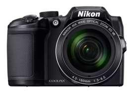 Camara Compacta Nikon Modelo Coolpix P530
