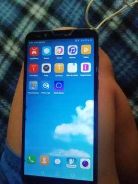 Vendo celular Huawei Y7 2018