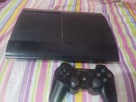 Vendo PlayStation 3 de 500gb