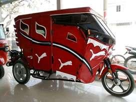 Alquiler de mototaxi