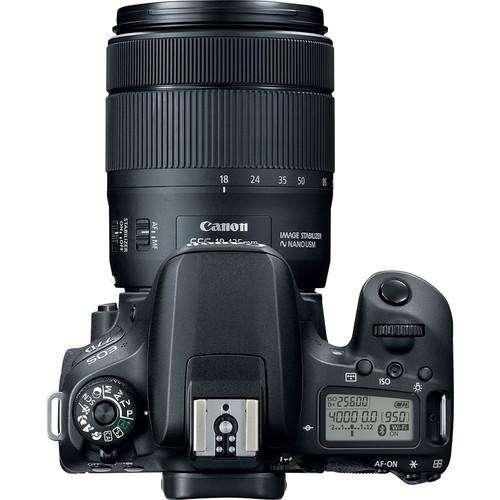 Canon EOS 77D kit Lente 18 - 135mm IS  NUEVA 0
