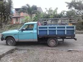 Vendo camioneta CHEVROLET ISUZU motot 1600