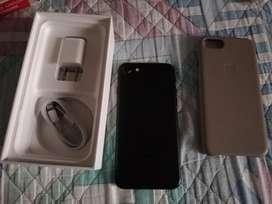 iPhone 7 Black Nuevo 32gb con Estuche
