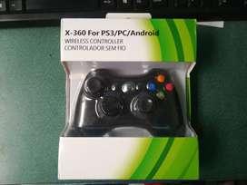 Control de Xbox 360 Original Inalámbrico!