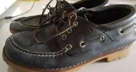 Zapatos leñador Boating.