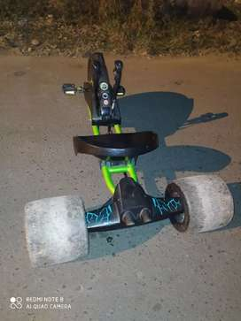 Carro pedal