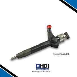 Inyectores originales para toyota, Nissan, Mitsubishi encuentralos en HDI SAC
