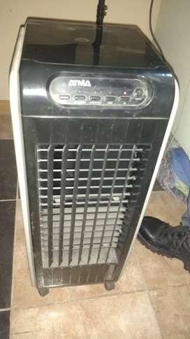 Climatizador portatil frio/calor Atma