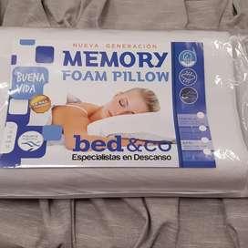 Venta de almohadones y almohadas