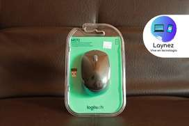 Mouse Logitech inalambrico M170