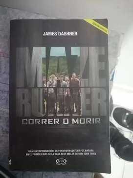 The Maze Runner libro 1 Correr o Morir