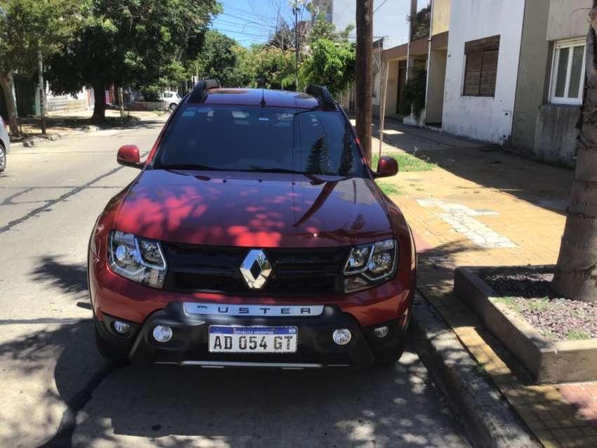 Renault Oroch Duster, excelente estado con GNC muy económica, 2018