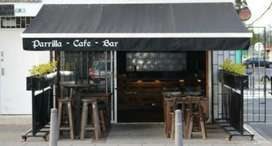 Vendo materas separadoras terraza restaurante