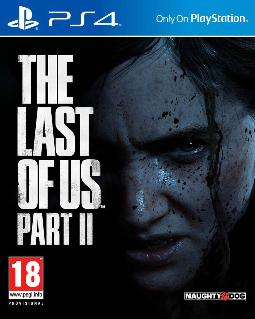 The Last Of Us parte 2 Playstation 4, Físico