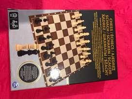 Juego de ajedres, excelebte estado
