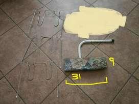brazo para tabla de planchar