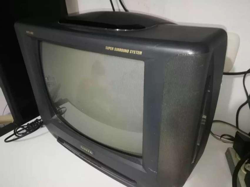 TELEVISOR CONVENCIONAL SANKEY 14'